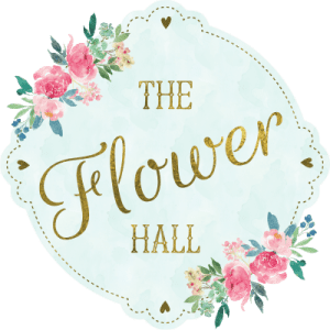 The Flower Hall Logo