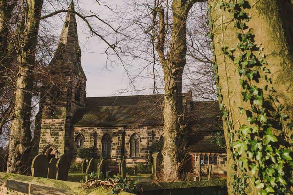 St James' Church - Westhead