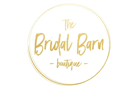 Bridal Barn Logo - wedding dress shop