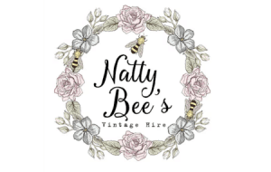 Natty Bee Logo - Vintage Hire