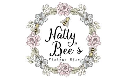 Natty Bee Logo - Vintage Hire